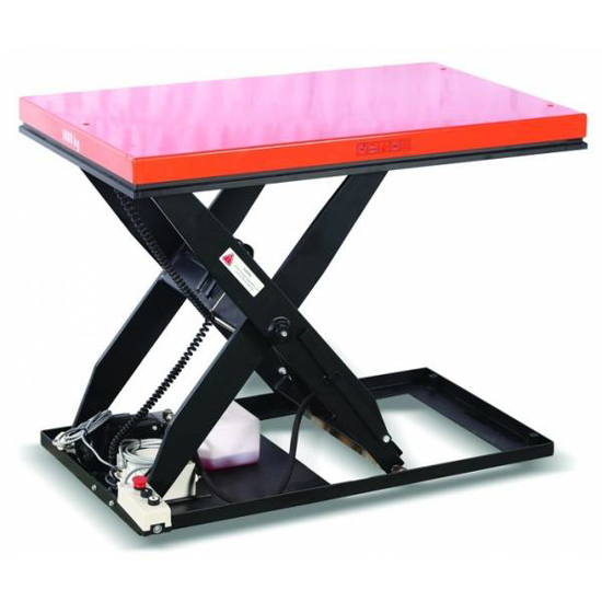 Picture of Electric Powered Platform Scissor lift Table 2000Kg